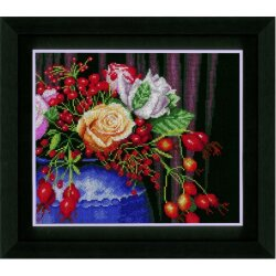 Rose Hip Bouquet Lanarte PN-0145756
